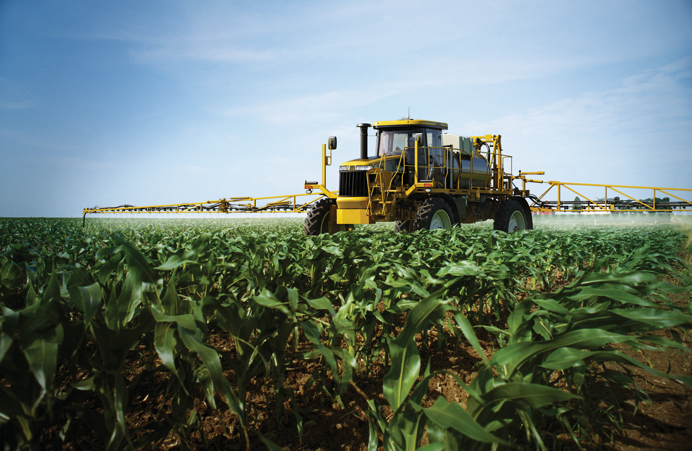 Topcon Announces New Rate Controller Solution For Sprayers