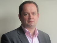 Dave Bennett, Business Manager Topcon GB & Ireland