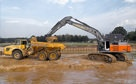 Escavação e movimento de terras
