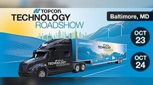 Baltimore - Topcon Technology Roadshow