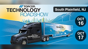 South Plainfield - Topcon Technology Roadshow