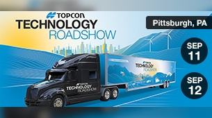 Pittsburgh - Topcon Technology Roadshow