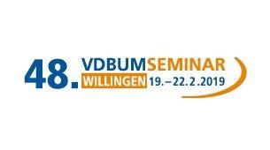 48. VDBUM Seminar
