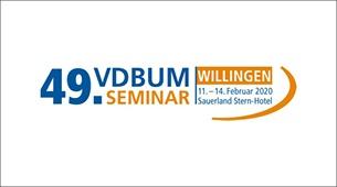 VDBUM Seminar 2020