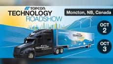 Moncton - Topcon Technology Roadshow