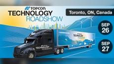 Toronto - Topcon Technology Roadshow