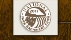 National Farm Machinery Show 2017
