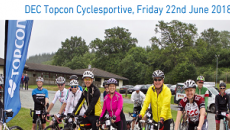 Topcon's Cyclosportive