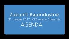 Zukunft Bauindustrie in der CFC-Arena Chemnitz