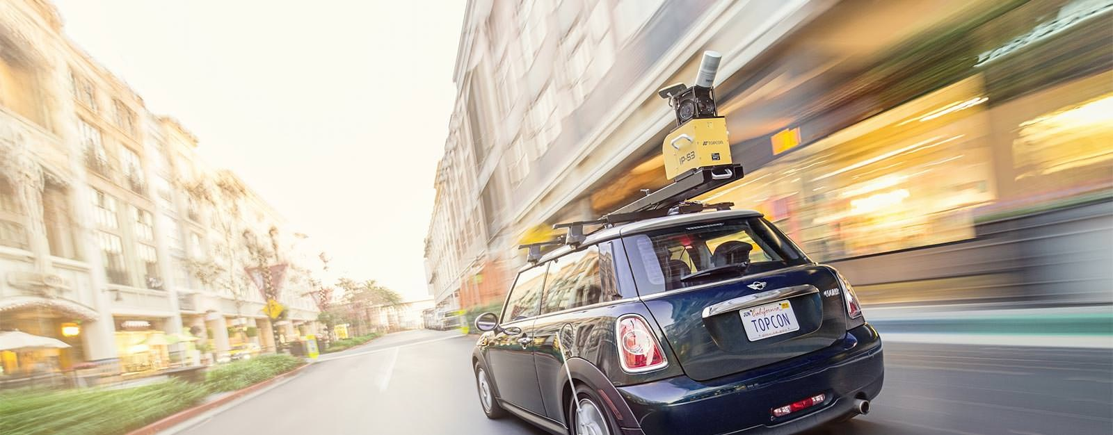 Topcon releases newest vehicle mounted 3D mobile mapping system