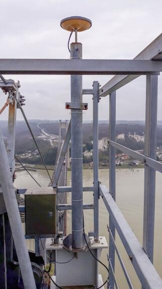 Topcon et James Fisher Testing Services unissent leurs forces pour un grand projet de ponts en Normandie