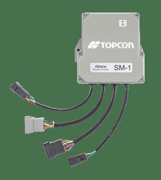 Topcon introduces Athene ECU for spreader applications