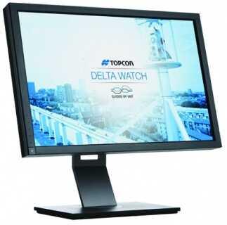 Topcon stellt neue Funktionen für die Deformationsüberwachung vor