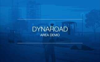 DynaRoad Area Demo
