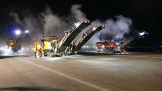 Fahrbahnerneuerung 4.0 und Digitaler Workflow