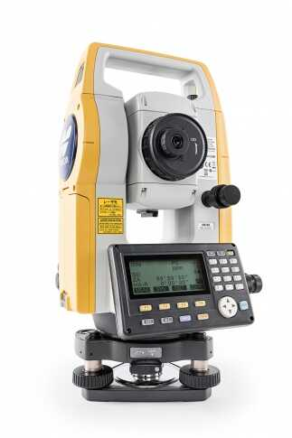 Topcon releases entry-level ES series total station