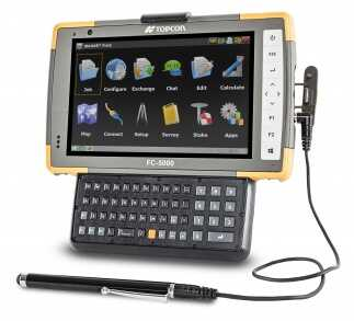 Topcon announces new field computer accessories for performance in all weather conditions