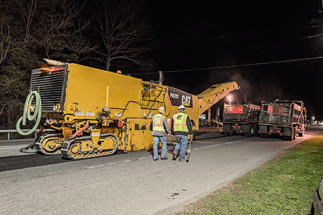 Topcon announces new scanning solution to change road resurfacing workflow