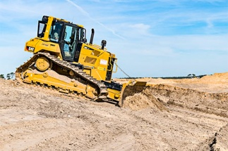 At an Ocala, Florida planned-community project, the latest machine control solution helps a bigger machine get better results.