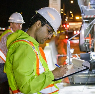 All Roads Construction impresses as it tackles high-profile repaving job.