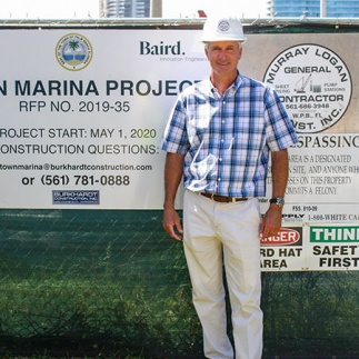 South Florida marine contractor taps GNSS technology in project to deepen Palm Beach marina channel.