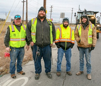 Using 3D scanning, soil injection and GNSS technology, contractor brings a failing Texas road back to life — from the bottom up.