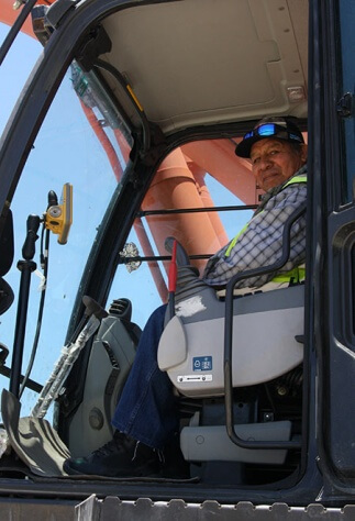 Massive Ft. Myers-area development is awash in GNSS technology.