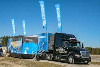 Topcon Technology Roadshow offers industry professionals insights and hands-on experience.