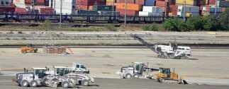 El puerto de Marsella-Fos en control milimétrico