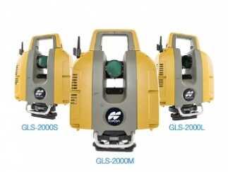 Topcon introduceert 3 modellen van de GLS-2000 laserscanner