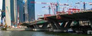 Monitoring the Benjamin Sheares Bridge