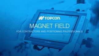 Topcon Workplace | MAGNET Field