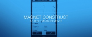 Fast, easy as-built measurements with MAGNET Construct and LN-100