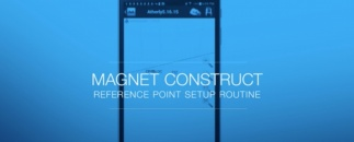Set up anywhere on the job site with MAGNET Construct