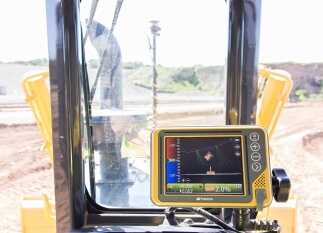 Topcon announces new indicate machine control system for dozers