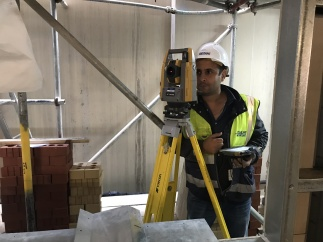 Topcon improves accuracy on historic London building redevelopment
