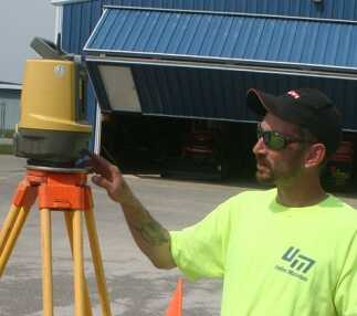 Buffalo contractor taps new technology to simplify layout in range of projects.