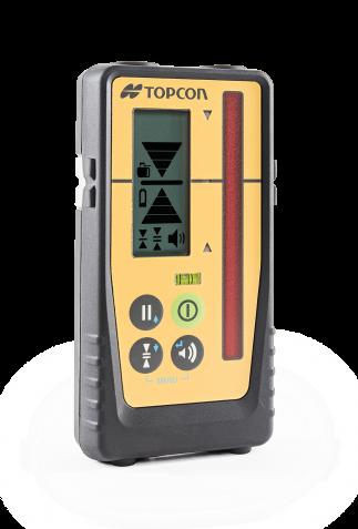 Topcon sort son tout nouveau récepteur numérique compact