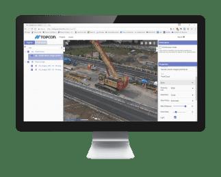 Topcon stellt neuen Internetdienst für Massendatenauswertung vor
