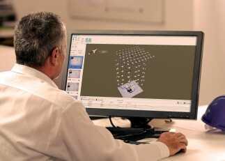 Topcon présente un nouveau logiciel pour les applications d'inspection des drones