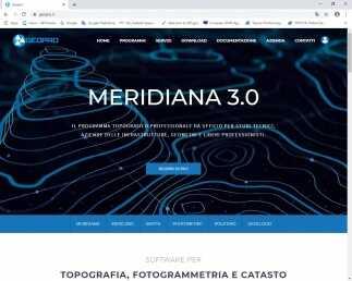 Il nuovo sito web Meridianaoffice