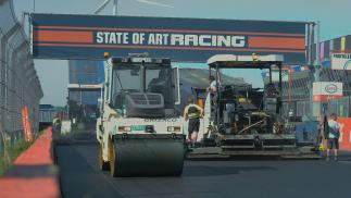 Circuit Zolder heropent met gloednieuwe asfaltlaag