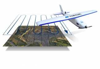 Topcon announces exemption to operate Unmanned Aerial System