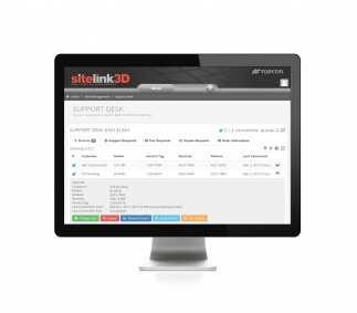 Topcon stellt neuen Supportservice für die Baustelle mit Mobilfunkanbindung vor
