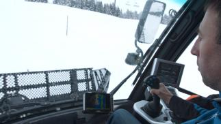 Gestione delle piste allo Skiwelt Kaiser-Brixental