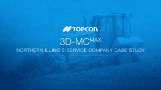 Northern Illinois Service Company plows ahead of the competition with 3D-MC MAX dozer solution