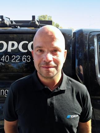3 Fragen an Topcon-Experte Markus Drewes