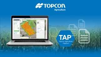 Topcon Agriculture introduces an IoT Agronomy Application