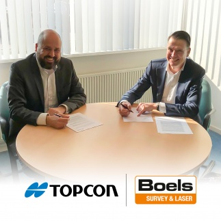 Topcon announces agreement with Boels to provide  productivity options for rental equipment