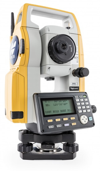 Topcon announces new ES series total station with advanced data transfer functionality